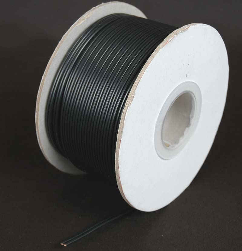 Picture of SPT-2 Black Wire 250'