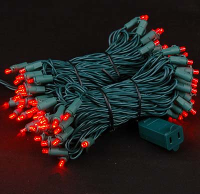 Picture of Red Wide Angle LED Mini Lights **Was $22.95 Now $16.55**