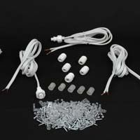 "Picture for category Mini Rope Light Accessories for 3/8"" (10mm) 2 Wire"