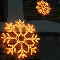 Picture for category Incandescent Snowflakes