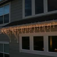 Picture for category Traditional Incandescent Icicle Lights