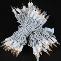 Picture for category 35 Light White Wire Mini Christmas Lights
