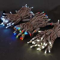 Picture for category Brown Wire LED christmas lights