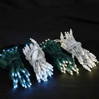 Led Christmas Lights Wide Angle 5 Mm Concave