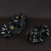 Picture for category Black Wire Commercial Grade Light Strings