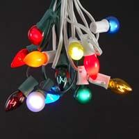 Picture for category Assorted C7 Outdoor Christmas String Light Sets
