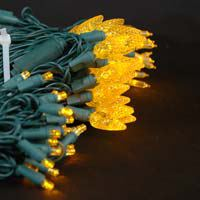Picture for category Yellow and Gold Christmas Lights