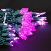Picture for category Pink Christmas Lights