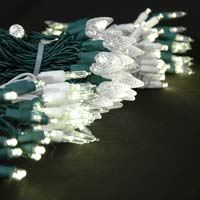 Picture for category Clear and Warm White Christmas Lights