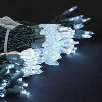 Picture for category Pure White Christmas Lights
