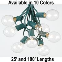 Picture for category G50 String Light Sets on Green Wire