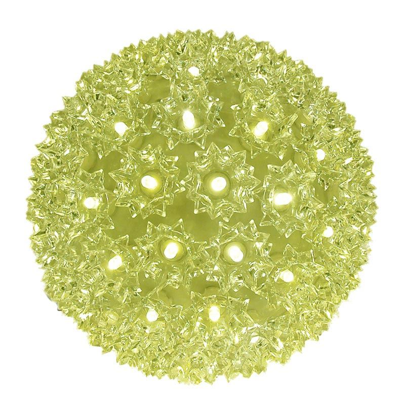 """Picture of 100 Twinkle LED 7.5"""" Sphere"""