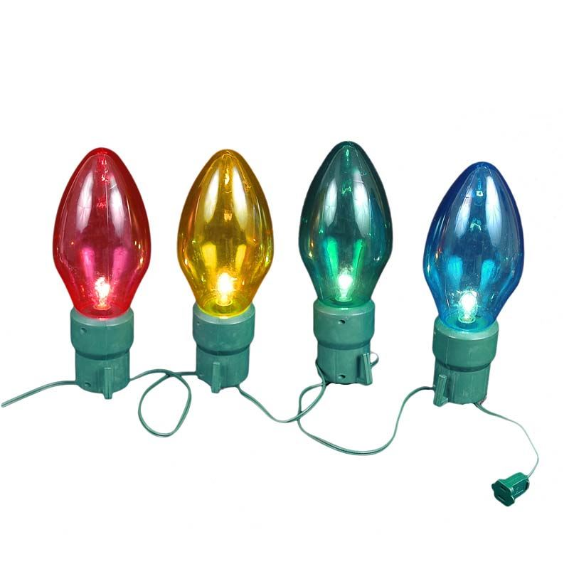 Picture of Jumbo C7 String light set