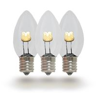 Picture for category C7 Glass LED Replacement Bulbs