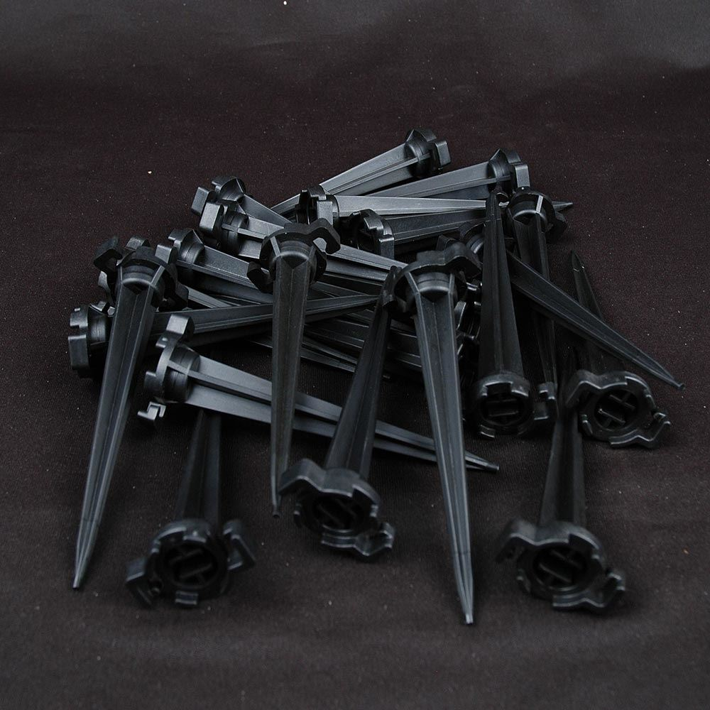 25 Pack of Universal Light Stakes for C9 and C7 Lamps ...