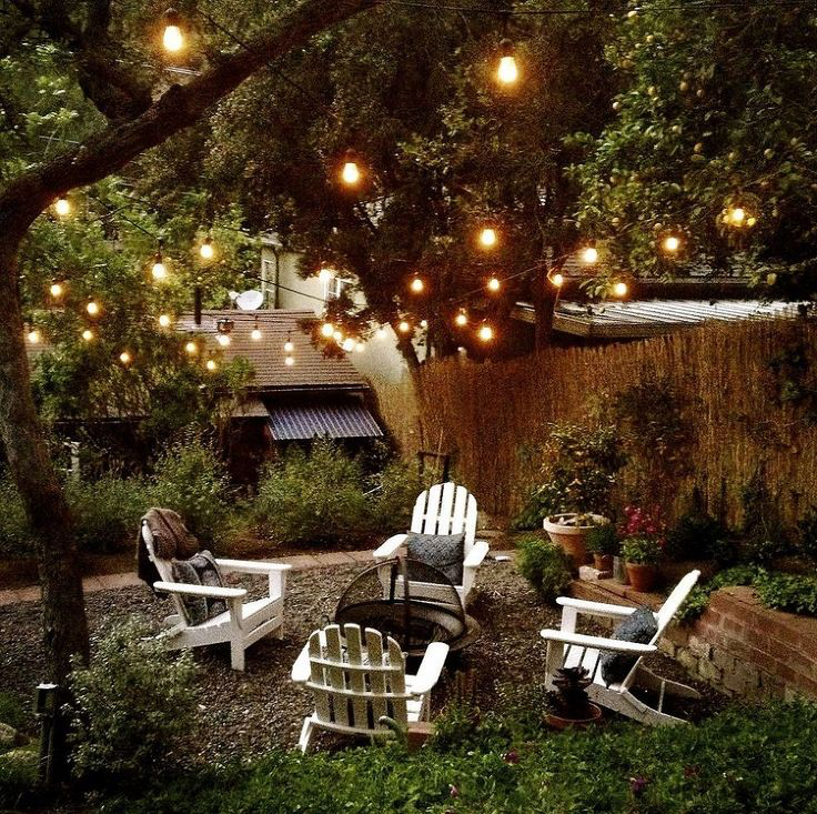 & 3 Ways to Use Outdoor Party Lights You Didnu0027t Think Was Possible