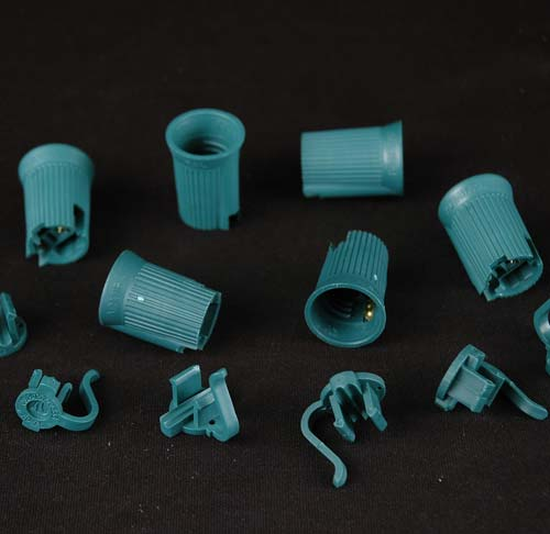 Picture of C9 SPT-2 Green Sockets 50 Pack