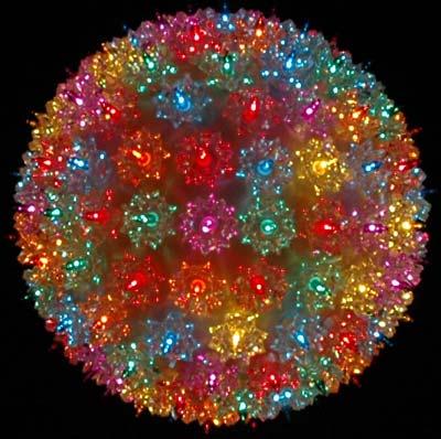 multi 150 light starlight sphere 10