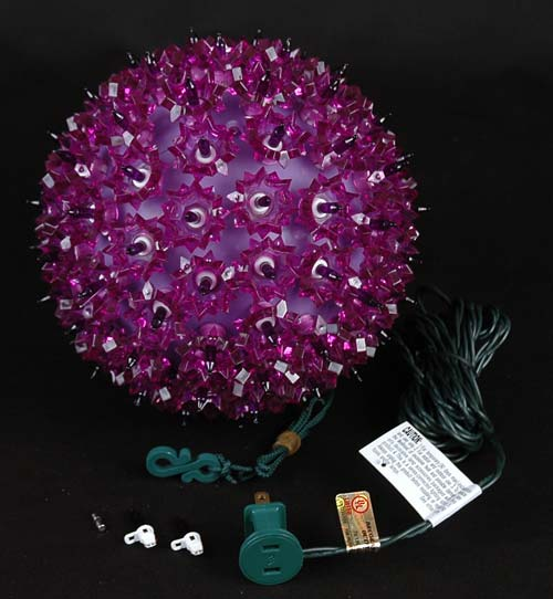 picture of purple 100 light starlight sphere 75