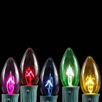 Picture for category Assorted and Multi C9 Bulbs