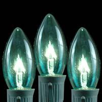 Picture for category Teal C9 Bulbs