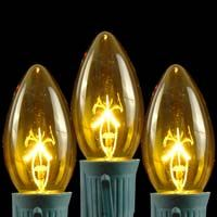 Picture for category Yellow C9 Bulbs