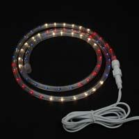 Picture for category Red White and Blue Rope Light