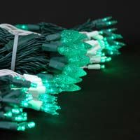 Picture for category Green LED Christmas Lights