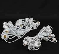 Picture for category White Wire Commercial Grade Light Strings