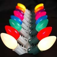 Picture for category C9 Ceramic (opaque) String Light Sets