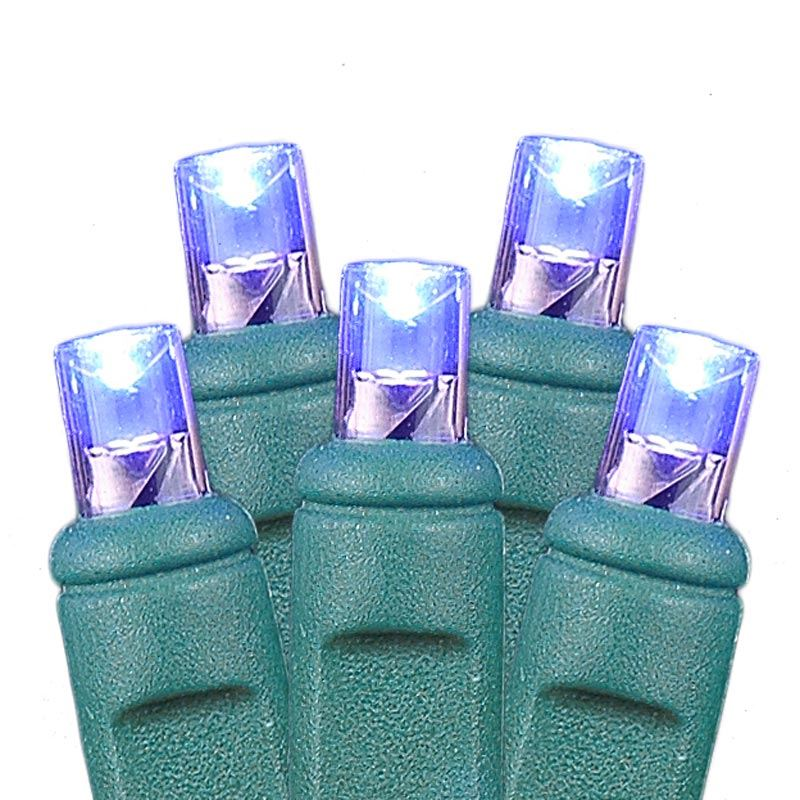 Purple Led Net Lights 4 X 6 Novelty Lights Inc