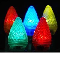 Picture for category C7 LED Twinkle Bulbs