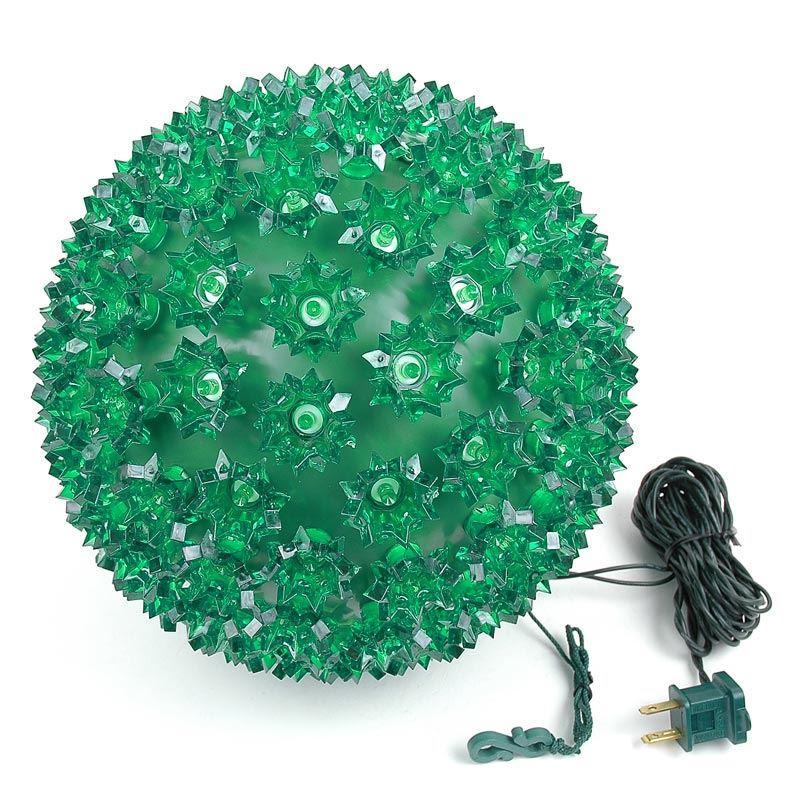 150 light outdoor christmas led starlight sphere 10 - Starlight Sphere Outdoor Christmas Decoration