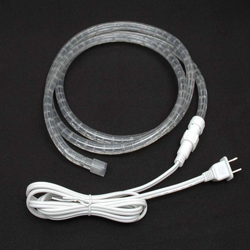 Red/White/Blue Custom Chasing Rope Light Kit 120v 3 Wire - Novelty ...