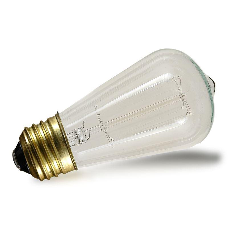 Picture of ST64 Vintage Edison Bulb - E26 - 25 Watt, 1 Pack**ON SALE**