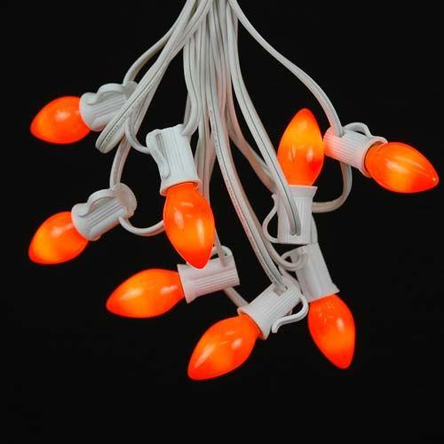 C9 Ceramic Christmas Lights