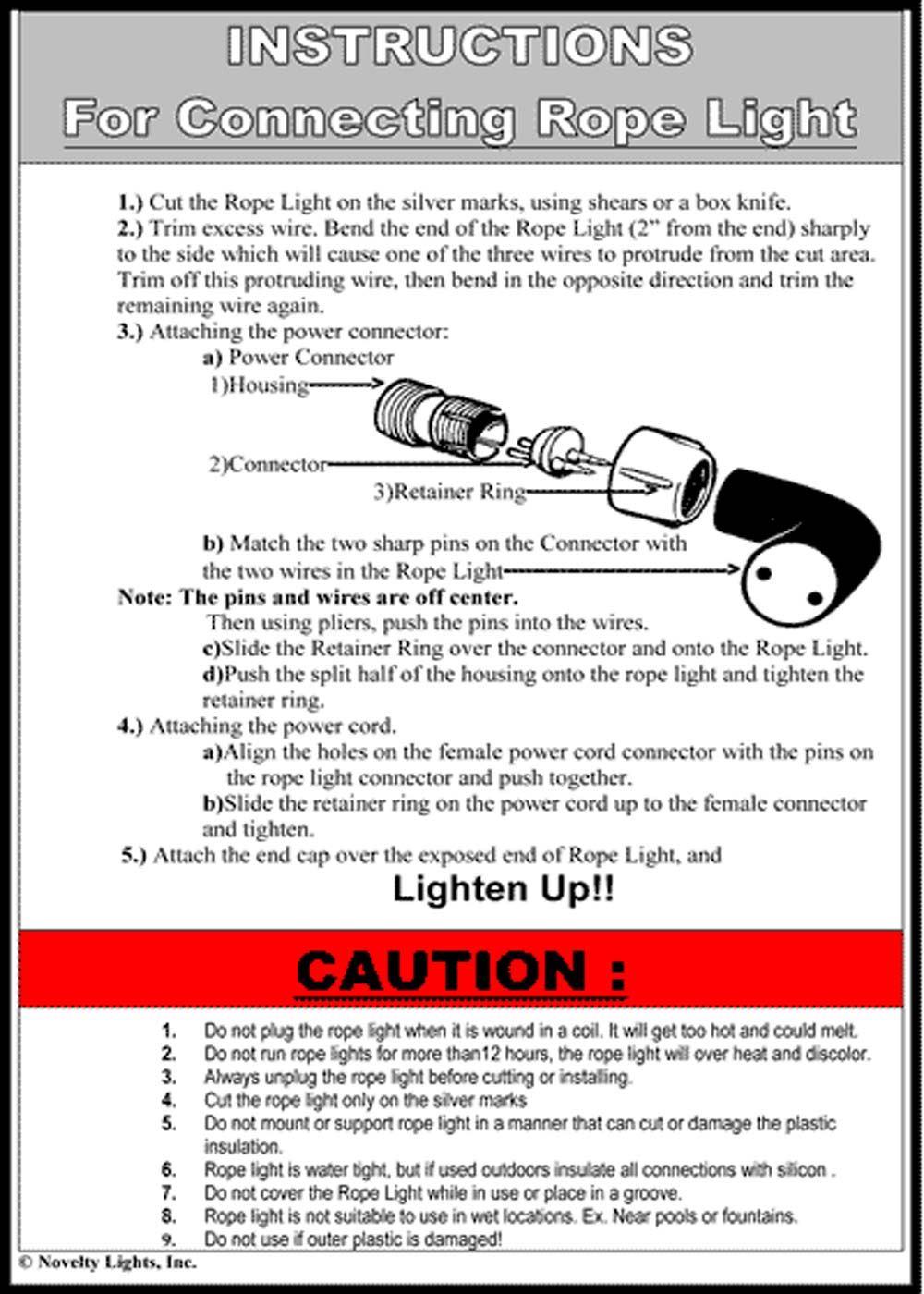 Custom cut amber low voltage 12v led rope light kit 12 novelty picture of amber custom 12 volt led rope lights 12 2 wire aloadofball Choice Image