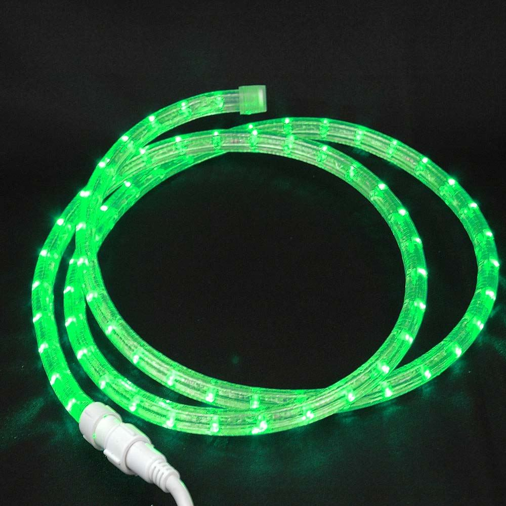 Green Low Voltage 12v Led Rope Light