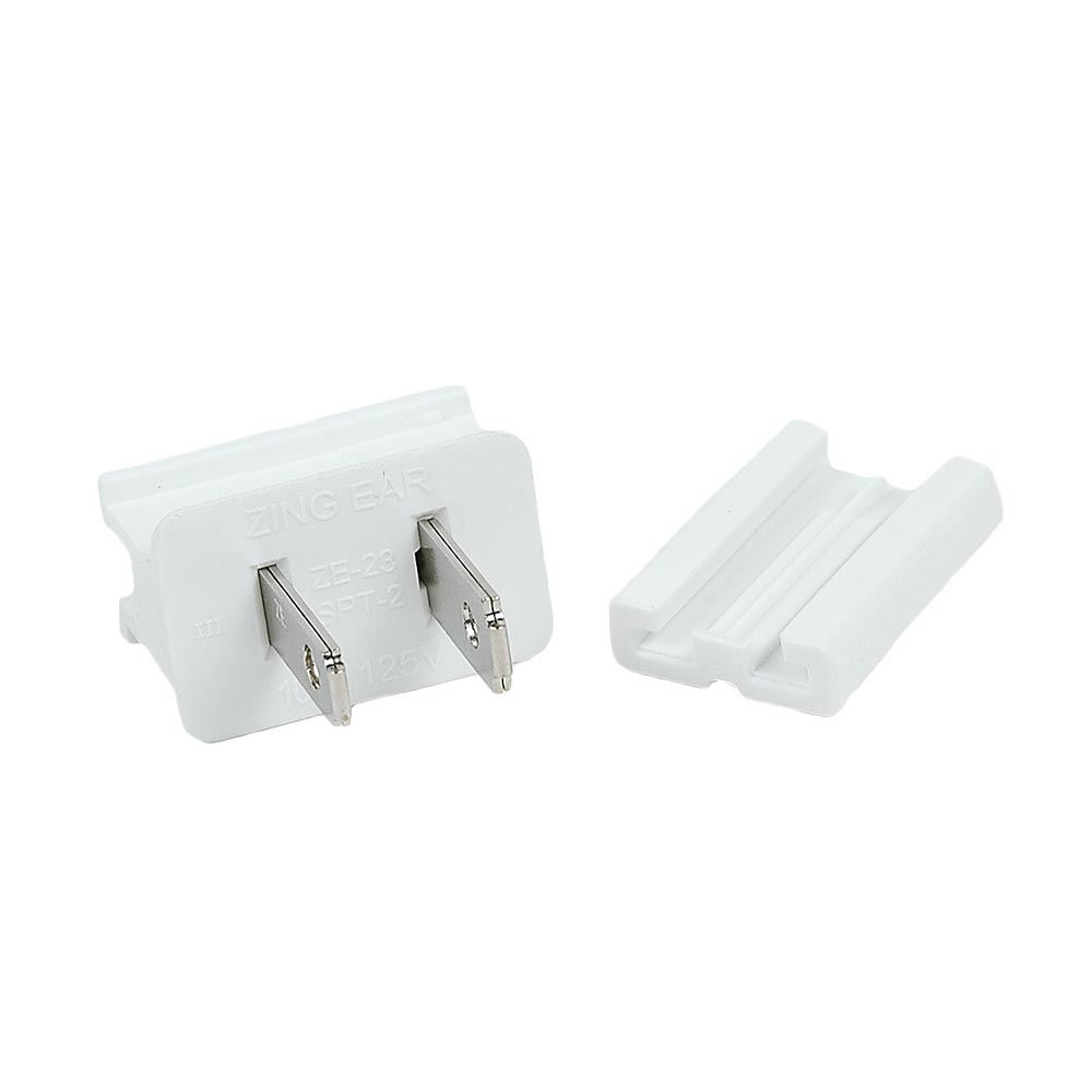 Picture of SPT-2 Male Plugs White