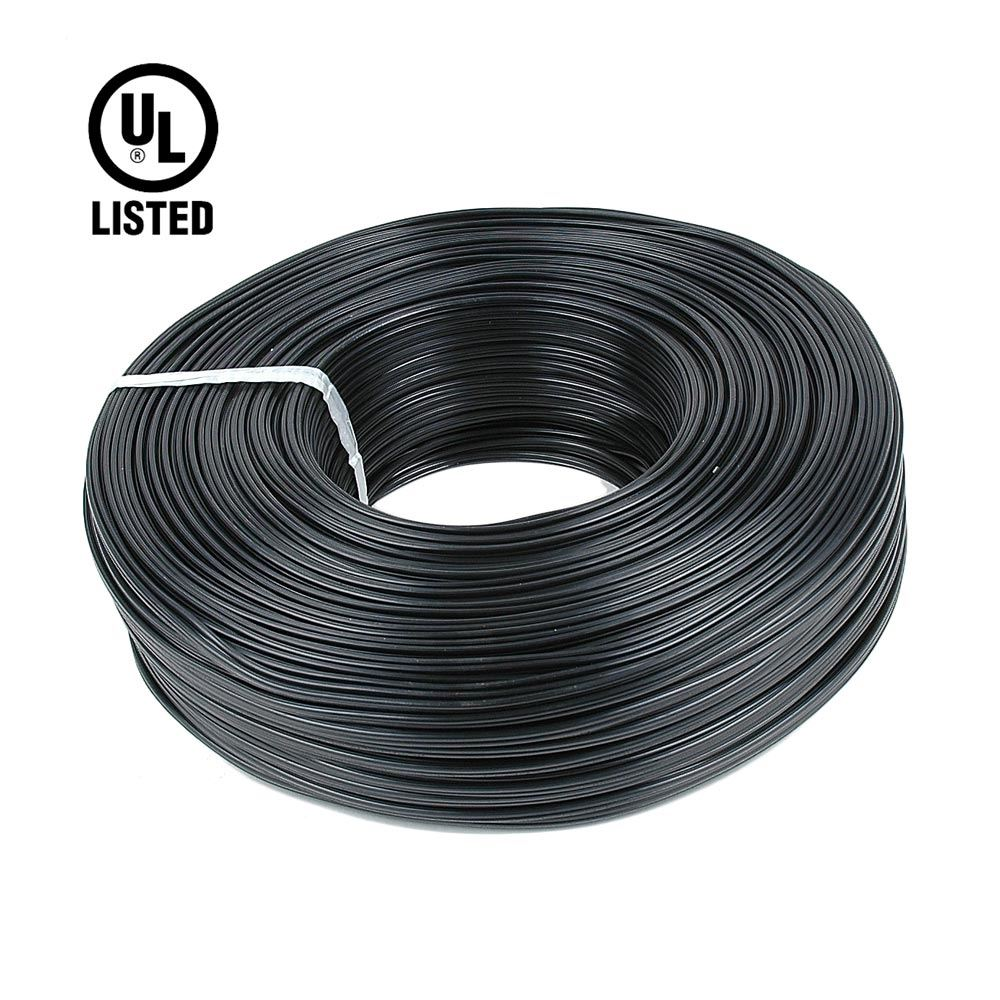 Picture of SPT-2 Black Wire 1000'