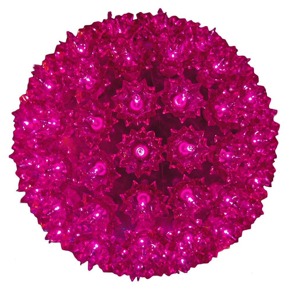 picture of purple 150 light starlight sphere 10