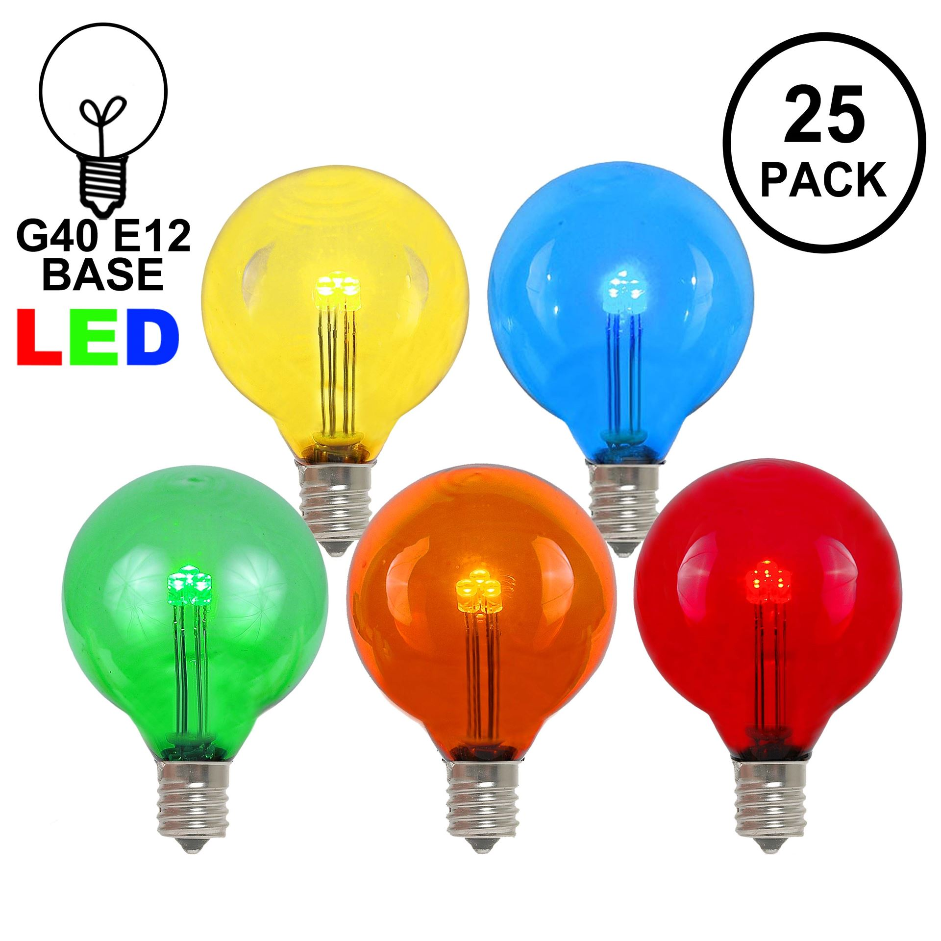 Shop Multi Colored Outdoor String Lights Amp Globe Lights