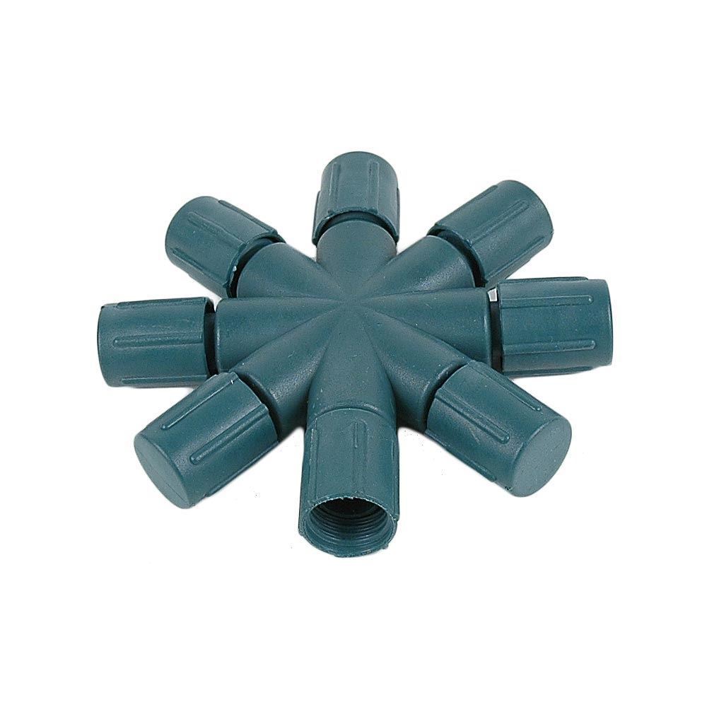 Picture of Coaxial 8 Way Connector