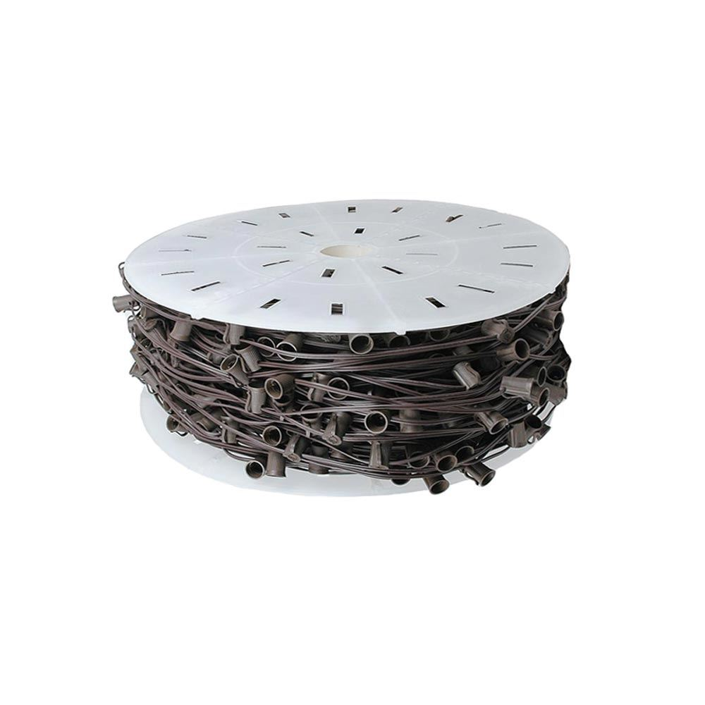 "Picture of C7 250 Spool 12"" Spacing 8 Amp Brown Wire"