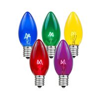 Picture for category C7 Twinkle Bulbs