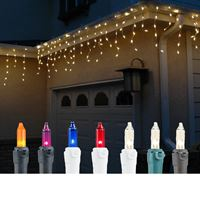 Picture for category Incandescent Icicle Lights
