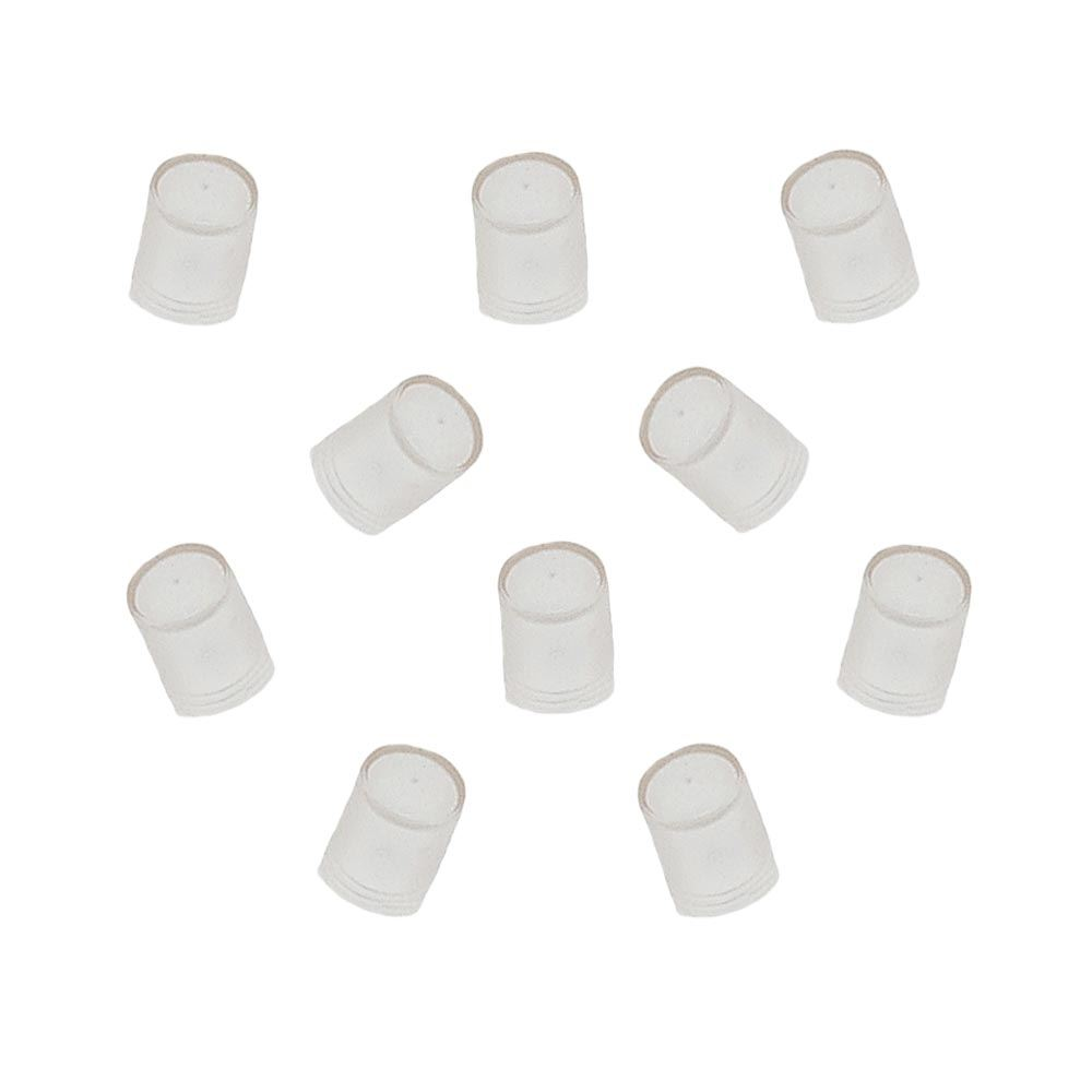 Picture of End Caps for 1/2 Rope Lights 10 Pack