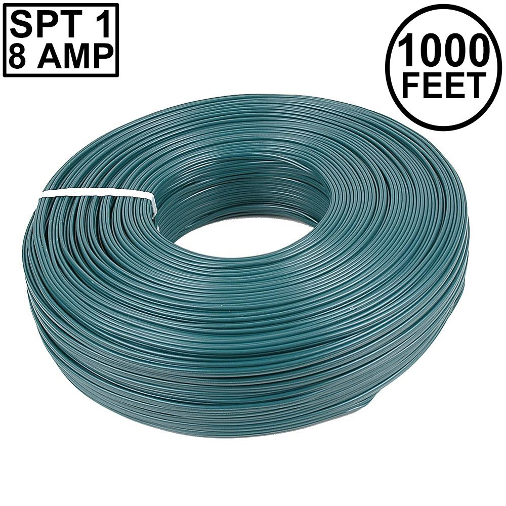 Picture of SPT-1 Green Wire 1000'