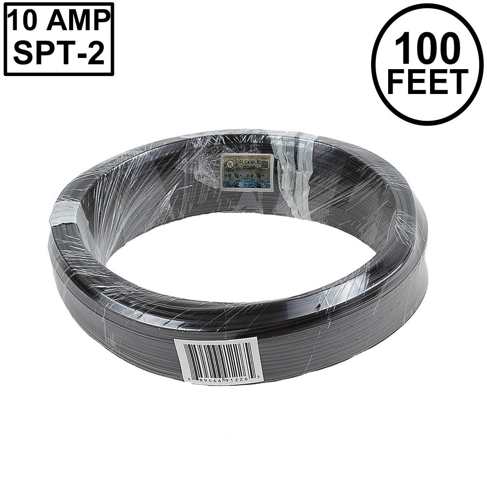 Picture of SPT-2 Black Wire 100'