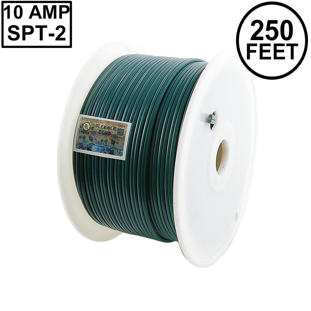 Picture of 250' Green Extension Wire SPT-2